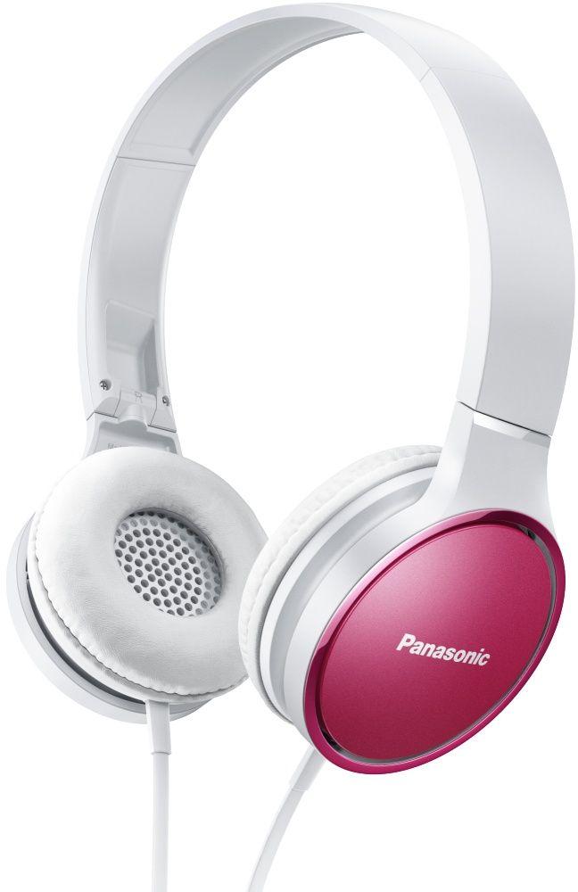 Panasonic RP-HF300GC-P, Pink наушникиRP-HF300GC-PБлагодаря простому минималистачному, но в тоже время стильному дизайну, наушники Panasonic RP-HF300GC отлично подойдут к любому стилю.30-миллиметровые динамики создают мощный насыщенный звук, а складная конструкция гарантирует компактность и отличную портативность. Наушники представлены в нескольких ярких цветовых вариантах - выберите тот, который подходит именно вам.Глубокий и насыщенный звук:Готовы к мощному звуку? Наушники закрытого типа с 30-миллиметровыми динамиками вас не разочаруют. Стильные наушники Panasonic RP-HF300GC подарят вам неизменно чистый и четкий звук, где бы вы ни находились- дома или в пути.Оригинальный дизайн:Простой минималистичный дизайн Panasonic RP-HF300GC подойдет под любой стиль одежды. А благодаря облегченной конструкции, их можно братье собой куда угодно.Компактный складной дизайн:Panasonic RP-HF300GC складываются двумя способами, что позволяет брать их повсюду, независимо от размера сумки.Удобная посадка наушников:Мягкие амбушюры и эргономичный дизайн позволяют слушать музыку в течение нескольких часов.
