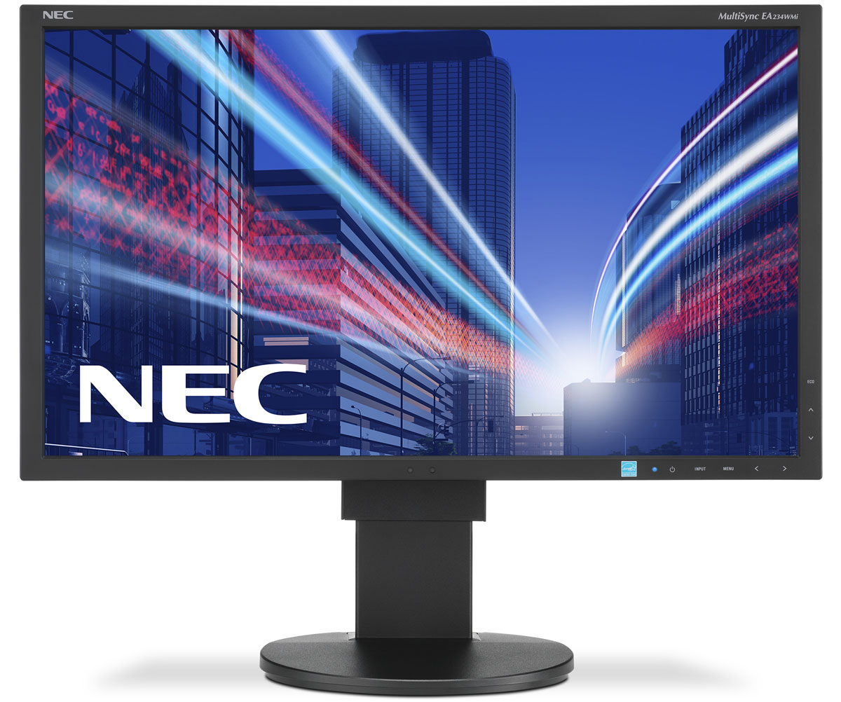NEC EA234WMi, Black монитор