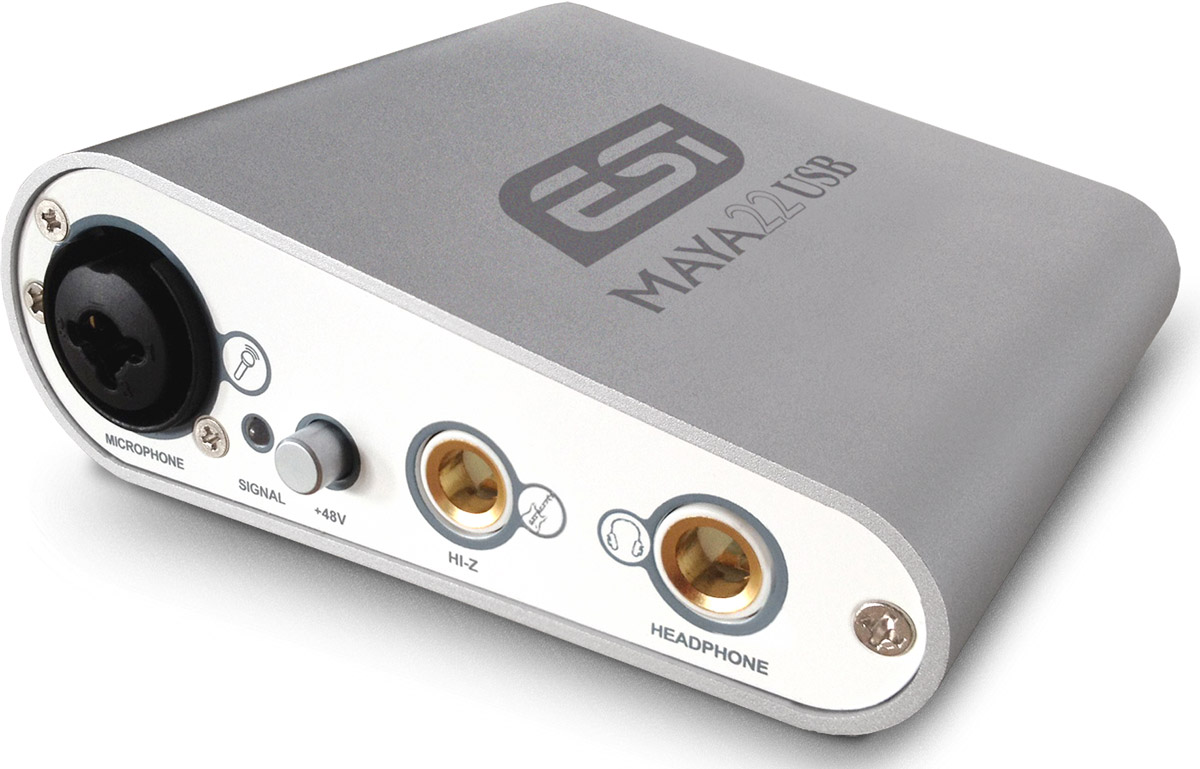 ESI MAYA22 USB аудиоинтерфейс - Студийное оборудование