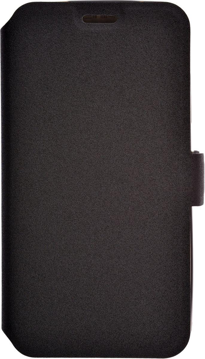 Prime Book чехол-книжка для Lenovo A1010/A2016, Black2000000105123Чехол-книжка Prime Book для Lenovo A1010/A2016 надежно защитит ваш смартфон от пыли, грязи, царапин, оставив при этом свободный доступ ко всем разъемам устройства. Также имеется возможность использования чехла в виде настольной подставки. Чехол Prime Book - это стильная и элегантная деталь вашего образа, которая всегда обращает на себя внимание среди множества вещей.