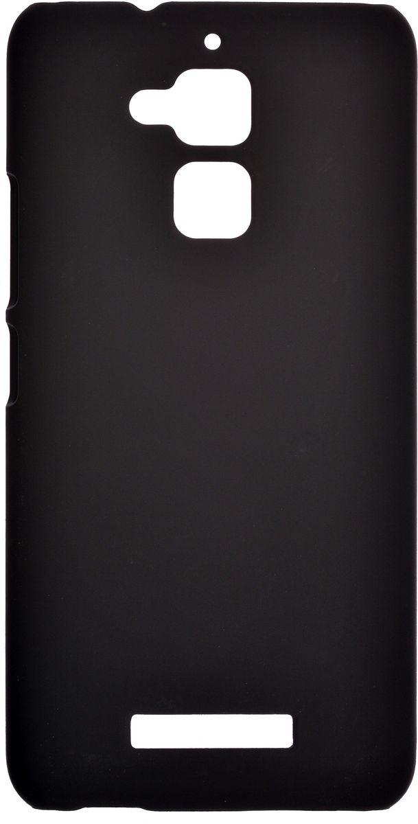 Skinbox 4People чехол-накладка для Asus Zenfone 3 Max (ZC520TL) + защитная пленка, Black2000000098951Чехол Skinbox 4People для Asus ZenFone 3 Max (ZC520TL) надежно защищает ваш смартфон от внешних воздействий, грязи, пыли, брызг. Он также поможет при ударах и падениях, не позволив образоваться на корпусе царапинам и потертостям. Чехол обеспечивает свободный доступ ко всем функциональным кнопкам смартфона и камере. В комплект идет защитная пленка на экран устройства.