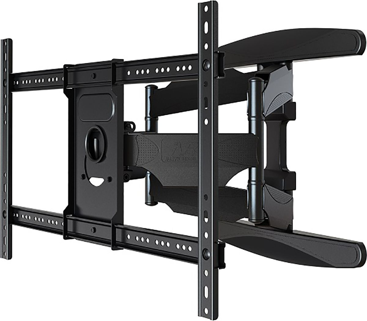North Bayou NB P6, Black кронштейнчёрныйNorth Bayou NB P6 - сверхмощный кронштейн с широким и надёжным основанием крепления к стене. Он предназначен для телевизоров с диагональю 40-70. Легко настраивается и быстро устанавливается, безопасен и имеет привлекательный дизайн. Оптимальный угол обзора достигается за счет возможности наклона экрана на -5/+8 градусов и поворота на 140°.Материал: холоднокатаная сталь, SPCC class