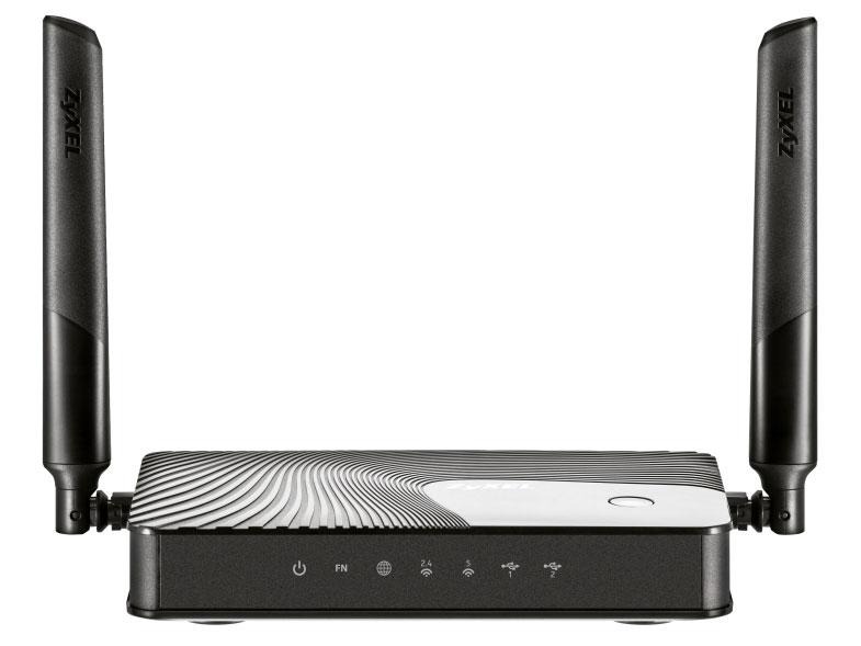 Zyxel Keenetic Giga III маршрутизатор325553Исчерпывающее разнообразие способов подключения к ИнтернетуМаршрутизатор ZyXEL Keenetic Giga III предназначен прежде всего для надежного полнофункционального подключения вашего дома к Интернету и IP-телевидению по выделенной линии Ethernet через провайдеров, использующих любые типы подключения: IPoE, PPPoE, PPTP, L2TP, 802.1X, VLAN 802.1Q, IPv4/IPv6.При этом он дает полную скорость по тарифам до 1000 Мбит/с независимо от вида подключения и характера нагрузки, а для IPoE/PPPoE — до 1800 Мбит/с в дуплексе. Кроме того, Keenetic Giga III может обеспечивать подключение к Интернету через десятки популярных USB-модемов 3G/4G, DSL-модем или провайдерский PON-терминал с портом Ethernet, а также через провайдерский или частный хот-спот Wi-Fi.Различные сценарии резервирования доступа в ИнтернетБлагодаря управляемому коммутатору и операционной системе NDMS 2 вы можете организовать подключение любыми описанными выше способами к нескольким провайдерам одновременно, расставив приоритеты и включив непрерывную проверку наличия доступа в Интернет. При сбое в сети основного провайдера интернет-центр автоматически переключится на работу с запасным каналом.Двухдиапазонная точка доступа Wi-Fi AC1200 с дополнительными усилителями мощности и автоматическим выбором каналаПри первом же включении интернет-центр развертывает максимально защищенную по стандарту WPA2 двухдиапазонную сеть Wi-Fi 802.11n/ac для ноутбуков, смартфонов, планшетов и прочих беспроводных устройств. Поворотные антенны и специальные усилители сигнала Wi-Fi дают максимально широкую зону покрытия и высокое качество беспроводной связи на скорости соединения до 867 + 300 Мбит/с независимо от положения интернет-центра. Для гостевых устройств предусмотрена отдельная сеть Wi-Fi с выходом только в Интернет без доступа к домашней сети. Оптимальный рабочий канал выбирается автоматически на основе периодического анализа радиоэфира.Умная система распределения скорости Интернета между приложен