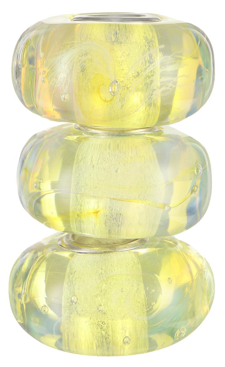 Европейские бусины Осень в Нью-Йорке, 3 штуки, цвет: голубой, желтый, серебряный. Ручная авторская работа. PDD0013Кольцо для платкаСтильные бусины ручной работы Осень в Нью-Йорке не оставят вас равнодушной, благодаря своему дизайну. Они изготовлены из стекла, аметаллическая фурнитура выполнена в стиле Пандора.Такие бусины помогут вам создать свои собственные яркие украшения. Браслет в комплект не входит!