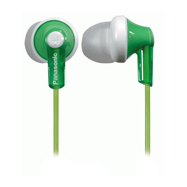 Panasonic RP-HJE118GUG, Green наушникиRP-HJE118GUGPanasonic RP-HJE118GUG, Green - миниатюрные наушники-вкладыши канального типа.Данная модель основана на эргономичном дизайне Ergofit, обеспечивающем комфорт при длительном использовании. Динамики высокого качества гарантируют воспроизведение чистого звука.