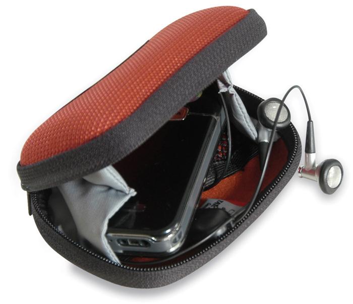 Сумка-чехол для фотоаппарата Tatonka Protection Pouch S, цвет: красный tatonka protection pounch