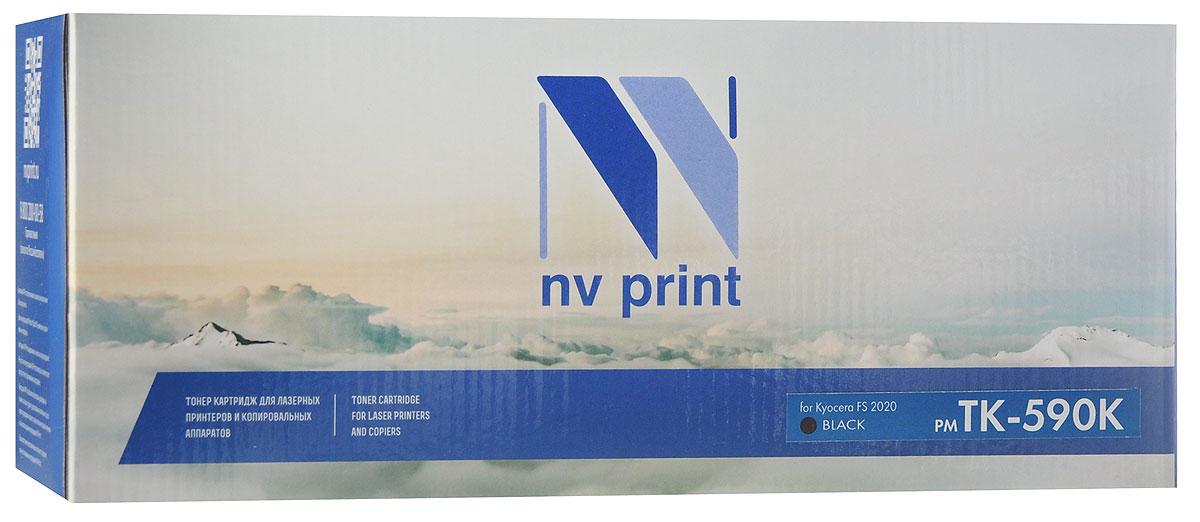 NV Print TK-590K, Black тонер-картридж для Kyocera FS 2020NV-TK590BkСовместимый лазерный картридж NV Print TK-590K для печатающих устройств Kyocera - это альтернатива приобретению оригинальных расходных материалов. При этом качество печати остается высоким. Тонер-картридж NV Print TK-590K спроектирован и разработан с применением передовых технологий, наилучшим образом приспособлен для эффективной работы печатного устройства. Все компоненты оптимизируют процесс печати и идеально сочетаются в течение всего времени работы, что дает вам неизменно качественные результаты при использовании вашего лазерного принтера.