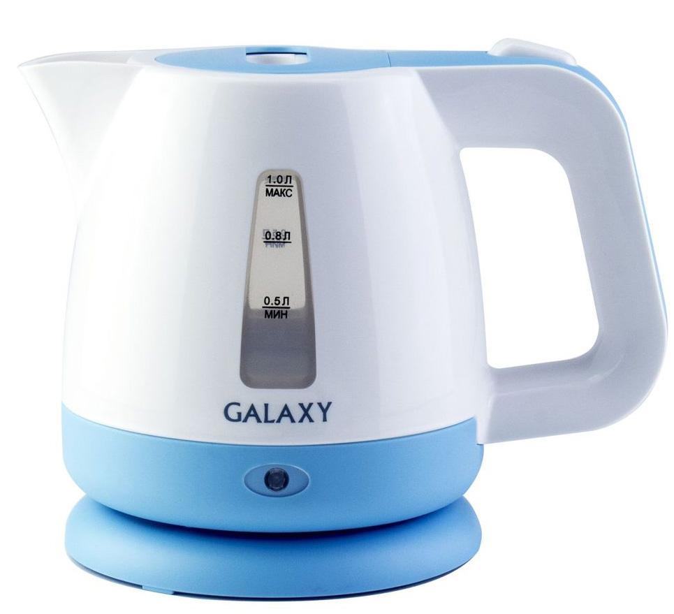 Galaxy GL 0223 чайник электрический4650067302393Техника для приготовления горячих напитков Galaxy GL 0223 отвечает всем современным требованиям надежности и безопасности.При ее производстве используются только высококачественные и экологически безопасные материалы, а также нагревательные элементы и контроллеры высокого класса надежности.Среди разнообразия моделей каждая будет служить вам долгие годы, наполняя ваш быт комфортом!