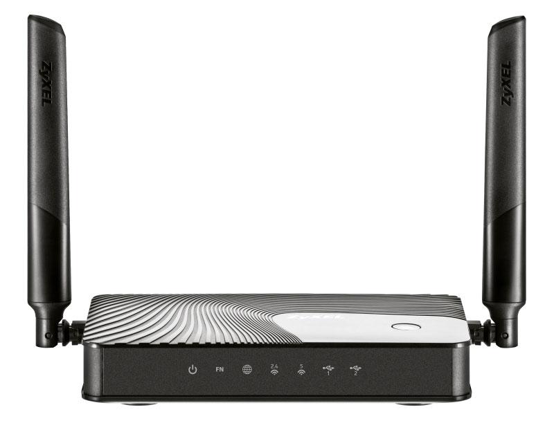 Zyxel Keenetic Ultra II WiFi интернет-центрKeenetic Ultra IIИсчерпывающее разнообразие способов подключения к ИнтернетуZyXEL Keenetic Ultra II WiFi предназначен прежде всего для надежного полнофункционального подключения вашего дома к Интернету и IP-телевидению по выделенной линии Ethernet через провайдеров, использующих любые типы подключения: IPoE, PPPoE, PPTP, L2TP, 802.1X, VLAN 802.1Q, IPv4/IPv6.При этом он дает полную скорость по тарифам до 1000 Мбит/с независимо от вида подключения и характера нагрузки, а для IPoE/PPPoE — до 1800 Мбит/с в дуплексе. Кроме того, Keenetic Ultra II может обеспечивать подключение к Интернету через десятки популярных USB - модемов 3G/4G, DSL - модем или провайдерский PON - терминал с портом Ethernet, а также через провайдерский или частный хот - спот Wi-Fi.Различные сценарии резервирования доступа в ИнтернетБлагодаря управляемому коммутатору и операционной системе NDMS 2 вы можете организовать подключение любыми описанными выше способами к нескольким провайдерам одновременно, расставив приоритеты и включив непрерывную проверку наличия доступа в Интернет. При сбое в сети основного провайдера интернет - центр автоматически переключится на работу с запасным каналом.Двухдиапазонная точка доступа Wi-Fi AC1200 с дополнительными усилителями мощности и автоматическим выбором каналаПри первом же включении интернет - центр развертывает максимально защищенную по стандарту WPA2 двухдиапазонную сеть Wi-Fi 802.11n/ac для ноутбуков, смартфонов, планшетов и прочих беспроводных устройств. Поворотные антенны и специальные усилители сигнала Wi-Fi дают максимально широкую зону покрытия и высокое качество беспроводной связи на скорости соединения до 867 + 300 Мбит/с независимо от положения интернет - центра. Для гостевых устройств предусмотрена отдельная сеть Wi-Fi с выходом только в Интернет без доступа к домашней сети. Оптимальный рабочий канал выбирается автоматически на основе периодического анализа радиоэфира.Умная система распределения скорости Ин