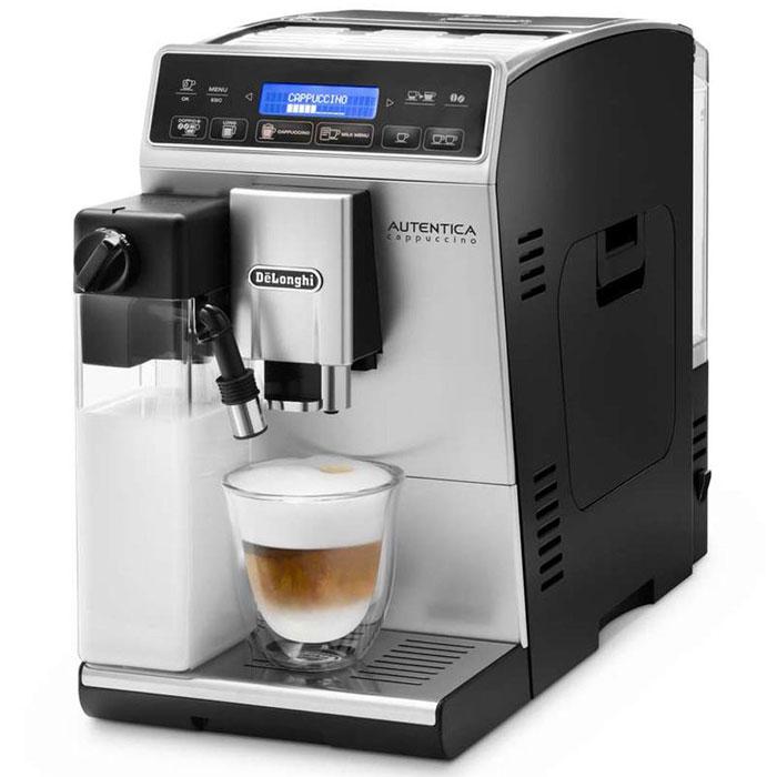 DeLonghi Autentica ETAM 29.660.SB кофемашина