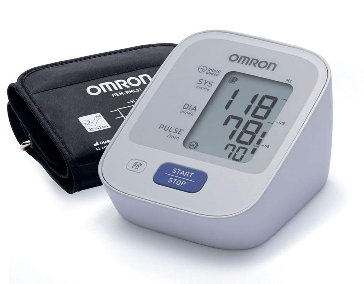 Omron M2 Basic тонометр + адаптер + универсальная манжета HEM-7121-ALRUУТ000001769Предупредить инсульт в ваших силах! Тонометр Omron помогает контролировать артериальную гипертонию — основной фактор риска развития инсульта. Работает с детской манжетой 17-22 см - контроль оптимального давления в манжетеКомплект поставки:Электронный блок, манжета компрессионная универсальная, руководство по эксплуатации, чехол для хранения прибора, комплект элементов питания, журнал для записи артериального давления, гарантийный талон