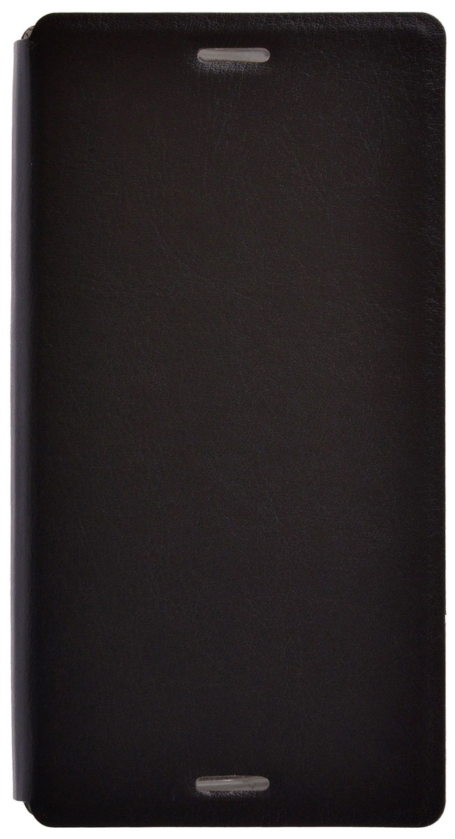 Skinbox Lux чехол для Sony Xperia X Compact, Black skinbox lux чехол для sony xperia c5 ultra white