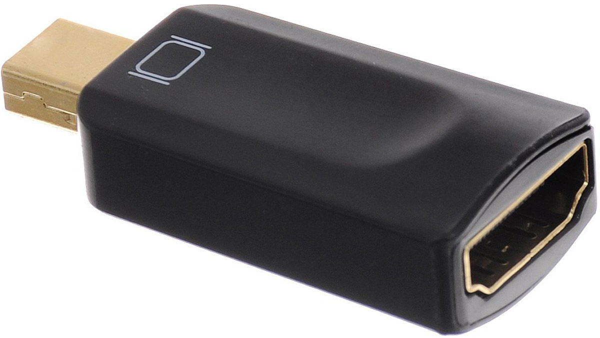 SmartBuy A132 mini DisplayPort-HDMI, Black адаптер