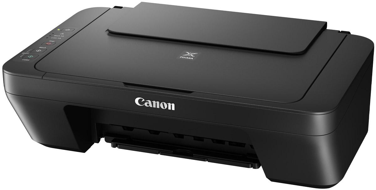 Canon Pixma MG2540S, Black МФУ (0727C007)0727C007Canon Pixma MG2540S - идеальное МФУ для ежедневной печати, сканирования и копирования. Модель обеспечивает качественную печать различных документов — от объемных текстовых документов до семейных фотографий.Технология печати FINE обеспечивает насыщенные оттенки черного, яркие цвета и невероятный уровень детализации отпечатков.Используя дополнительно приобретаемые чернильные картриджи Canon XL, вы сможете сэкономить до 30% на стоимости каждой страницы по сравнению со стандартными эквивалентами. Более редкая замена картриджей и больше отпечатков одним картриджем поможет сделать печать более экономичной.Используйте функцию распознавания лиц в приложении My Image Garden, чтобы систематизировать и печатать фотографии. Создавайте почтовые и поздравительные открытки, календари или поделки из бумаги по шаблонам, созданным профессиональными художниками, с помощью программы Creative Park Premium.Функции автоматического включения и выключения делают устройство более энергоэффективным. Вам даже не нужно включать принтер — просто нажмите кнопку Печать на компьютере, чтобы распечатать документ, — принтер сразу же выйдет из режима энергосбережения и начнет печать.