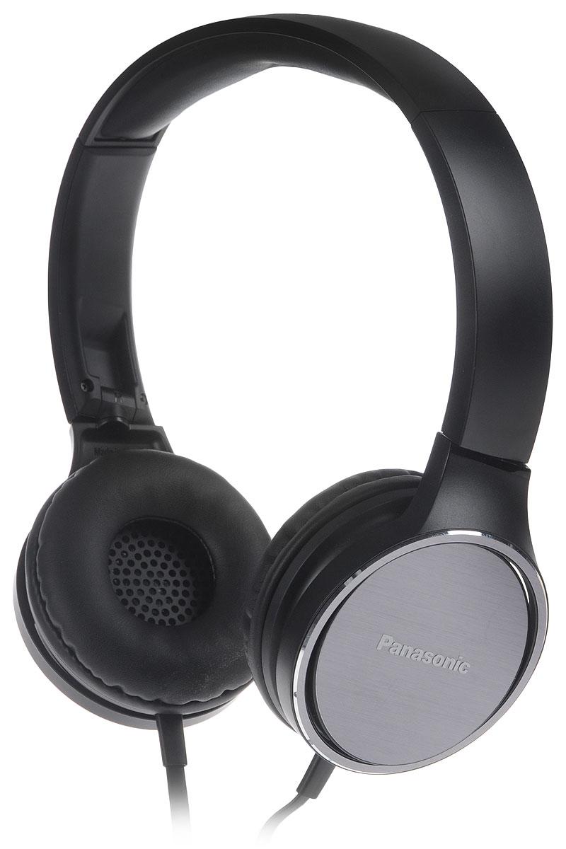 Panasonic RP-HF500MGCK, Black наушникиRP-HF500MGCKБлагодаря простому минималистичному, но в тоже время стильному дизайну, наушники с микрофоном Panasonic RP-HF500MGC отлично подойдут к любому пользователю. Оптимальные по размеру динамики создают мощный насыщенный звук, а складная конструкция гарантирует компактность и отличную портативность.Мягкие амбушюры и эргономичный дизайн позволяют слушать музыку в течение нескольких часов.Стильные наушники с микрофоном подарят вам неизменно чистый и четкий звук, где бы вы ни находились - дома или в пути.