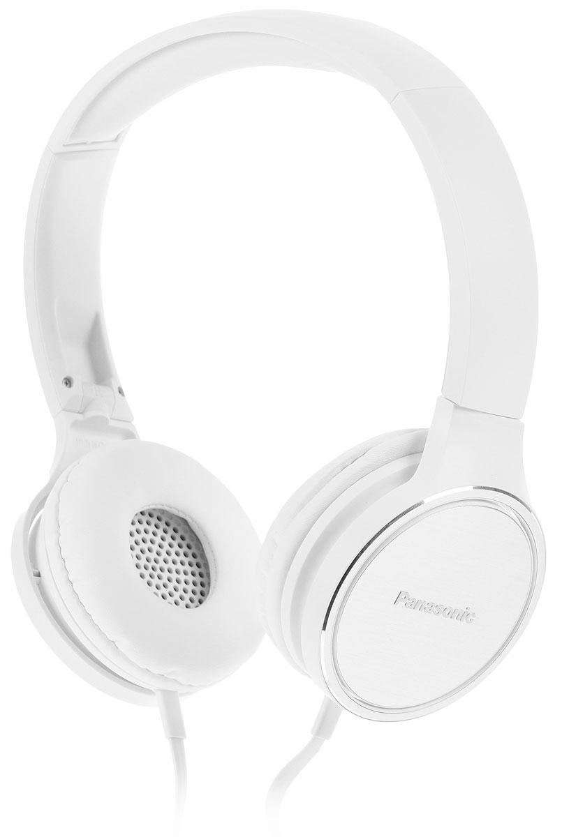 Panasonic RP-HF500MGCW, White наушникиRP-HF500MGCWБлагодаря простому минималистичному, но в тоже время стильному дизайну, наушники с микрофоном Panasonic RP-HF500MGC отлично подойдут к любому пользователю. Оптимальные по размеру динамики создают мощный насыщенный звук, а складная конструкция гарантирует компактность и отличную портативность.Мягкие амбушюры и эргономичный дизайн позволяют слушать музыку в течение нескольких часов.Стильные наушники с микрофоном подарят вам неизменно чистый и четкий звук, где бы вы ни находились - дома или в пути.