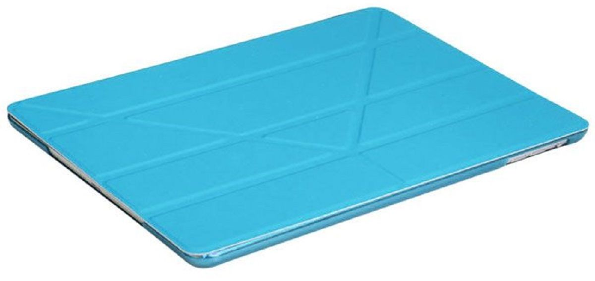 IT Baggage чехол для Apple iPad Pro 9,7 BlueITIPADPRO97-4Чехол IT Baggage для планшета Apple iPad Pro 9,7 надежно защищает ваше устройство от случайных ударов и царапин, а так же от внешних воздействий, грязи, пыли и брызг. Крышку можно использовать в качестве настольной подставки для вашего устройства. Чехол приятен на ощупь и имеет стильный внешний вид.Он также обеспечивает свободный доступ ко всем функциональным кнопкам планшета и камере.