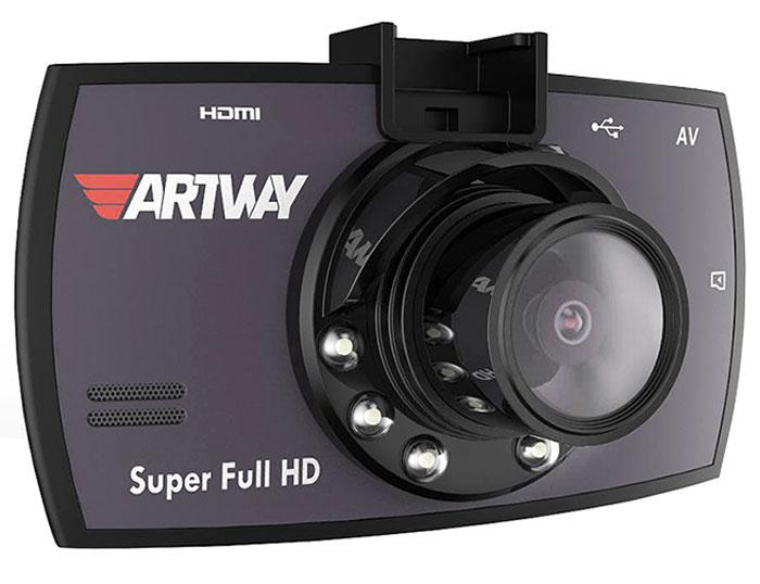 Artway AV-700, Black видеорегистратор4620019033330Высочайшее качество записи видеорегистратора Artway AV-700 в полтора раза лучше популярного Full HD, позволяет добиться максимально качественной картинки и в дневное и в ночное время: вы сможете рассмотреть не только номерные знаки, но и мельчайшие действия водителя, а также обстоятельства происшествия.Видео такого высокого качество позволит вам доказать свою невиновность в случае судебных разбирательств.Работа автомобильного видеорегистратора осуществляется, зачастую, в сложных условияхнедостаточной освещенности, что может привести к засветке изображения, в том числе номерных знаков. Ещё одной ситуацией, способной испортить видеокартинку, является съёмка дороги в вечернее или ночное время и ослепление камеры регистратора фарами встречных автомобилей. Для преодоления данной проблемы существует встроенная функция HDR (HighDynamicRange – расширенный динамический диапазон). Она обеспечивает особый режим съёмки, при котором камера одновременно делает три кадра с разной выдержкой. Дальше происходит совмещение этих трёх кадров в один. Получающийся кадр обладает положительными сторонами каждого из трёх исходных и в то же время лишён их недостатков. Высокопроизводительный процессор Ambarella A7 последнего поколения, позволяет оборудованию быстро откликаться на команды пользователя, переключаться между режимами и доставлять удовольствие от вождения, не отвлекая и не раздражая водителя. И что самое важное – современны процессор Ambarella A7 обеспечивает высочайшее качество съемки Super HD с одновременной поддержкой GPS-информатора.Большой и яркий дисплей диагональю 3,0 с высоким разрешением позволит вам с комфортомпросматривать отснятые видеоролике на самом видеорегистраторе, разглядеть все детали или c удобством управлять настройкой видеорегистратора.Широкий угол обзора в 170 градусов позволяет фиксировать происходящее не только на всех полосах движения, в том числе и на встречных, но и то, что находится слева и справа дороги