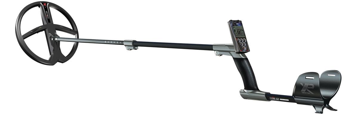 Металлоискатель XP DEUS (Катушка 28 см, Без наушников, Блок)