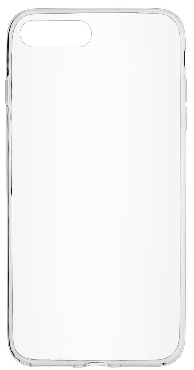 Skinbox Slim Silicone чехол для Apple iPhone 7 Plus, Clear чехлы для телефонов skinbox флип чехол slim skinbox apple iphone 7 plus