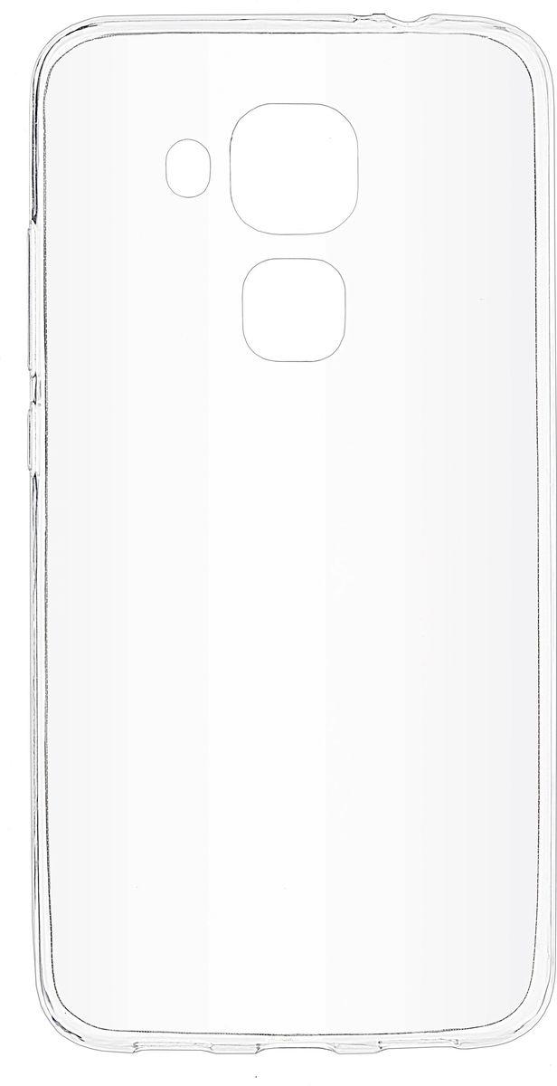 Skinbox Slim Silicone чехол для Huawei Nova Plus, Clear
