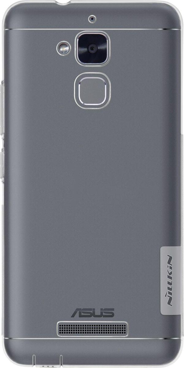Nillkin Nature TPU case чехол для Asus Zenfone 3 Max (ZC520TL), White