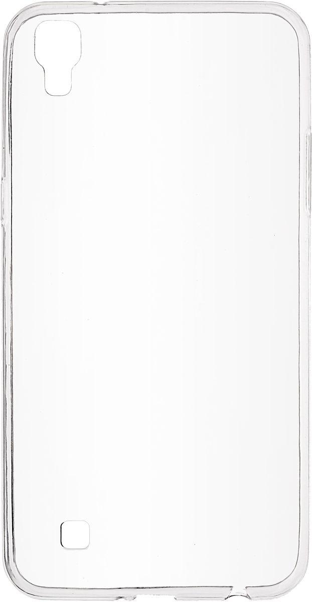 Skinbox Slim Silicone чехол для LG X Power K220DS, Clear2000000107912Чехол Skinbox Slim Silicone для LG X Power K220DS надежно защищает ваш смартфон от внешних воздействий, грязи, пыли, брызг. Он также поможет при ударах и падениях, не позволив образоваться на корпусе царапинам и потертостям. Чехол обеспечивает свободный доступ ко всем функциональным кнопкам смартфона и камере.