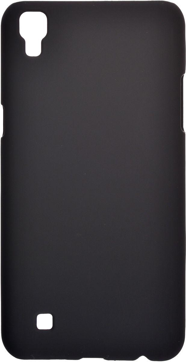 Skinbox Shield 4People чехол для LG X Power K220DS, Black2000000108797Чехол-накладка Skinbox Shield 4People для LG X Power K220DS бережно и надежно защитит ваш смартфон от пыли, грязи, царапин и других повреждений. Выполнен из высококачественного поликарбоната, плотно прилегает и не скользит в руках. Чехол-накладка оставляет свободным доступ ко всем разъемам и кнопкам устройства.