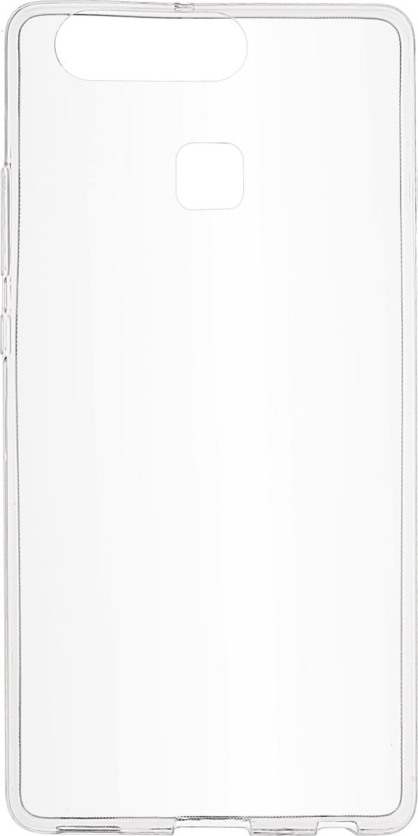 Skinbox Slim Silicone чехол для Huawei P9, Clear чехлы для телефонов skinbox накладка skinbox defender case для huawei p9