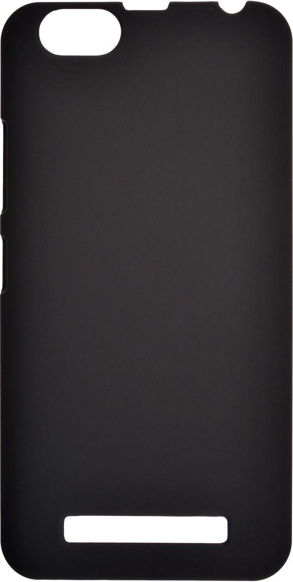 Skinbox 4People чехол для Lenovo Vibe C + защитная пленка, Black skinbox lux чехол для lenovo vibe s1 black