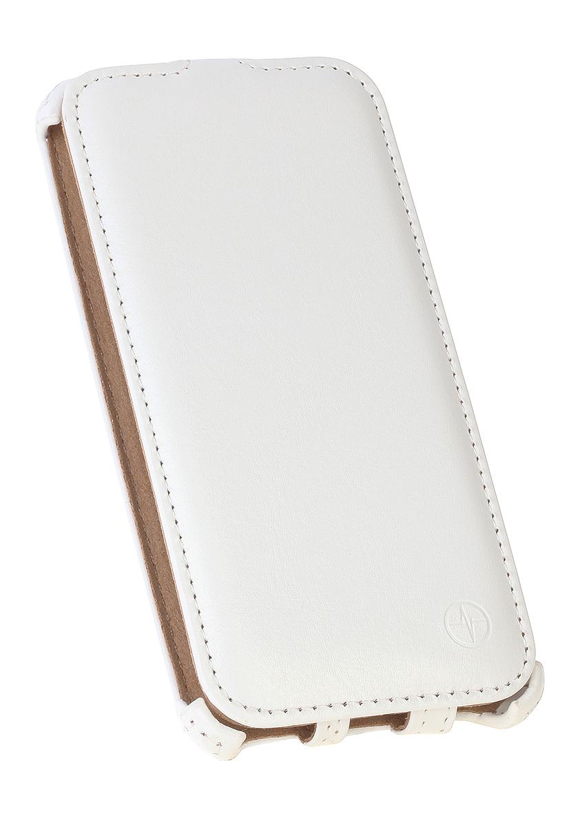Pulsar Shellcase чехол для Asus ZenFone 2 Laser (ZE550KL), White21910Чехол-флип Pulsar Shellcase для ASUS Zenfone 2 Laser (ZE550KL) бережно и надежно защитит ваш смартфон от пыли, грязи, царапин и других повреждений. Выполнен из высококачественных материалов, плотно прилегает и не скользит в руках. Чехол оставляет свободным доступ ко всем разъемам и кнопкам устройства.