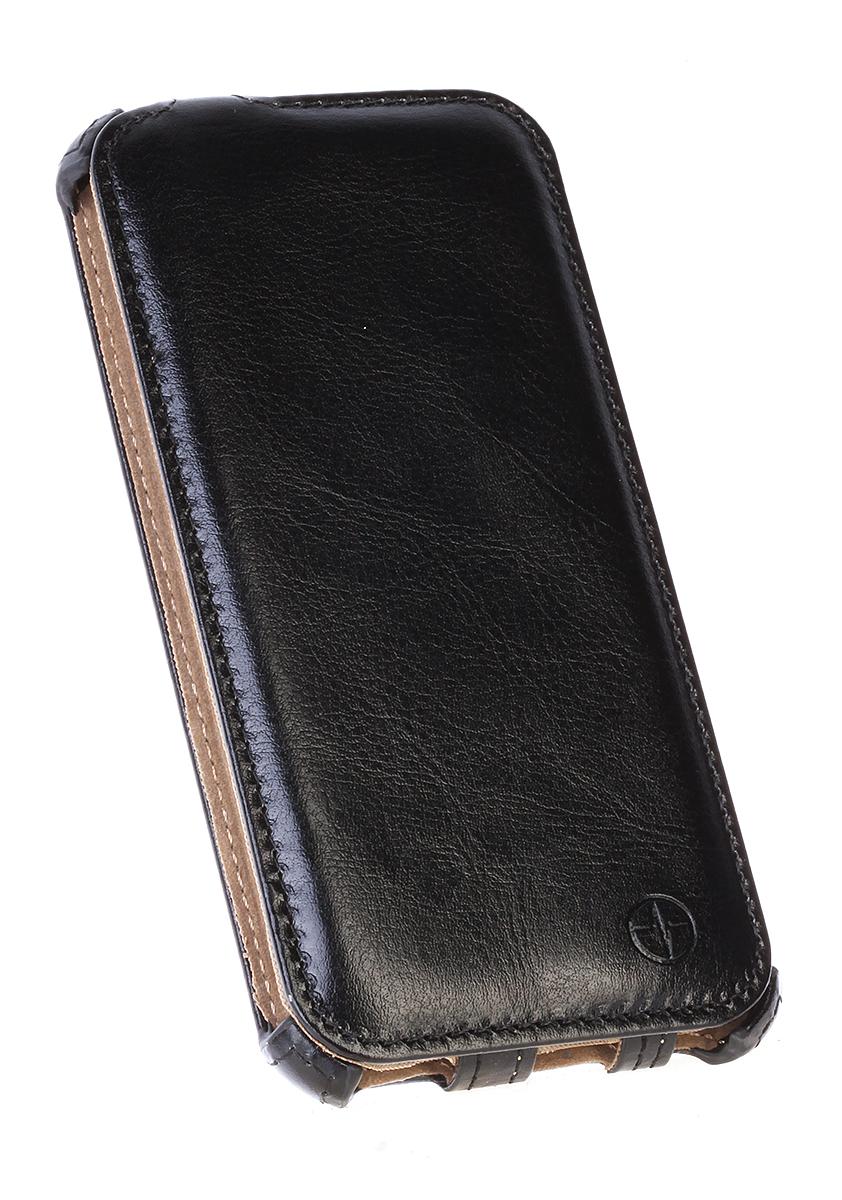 Pulsar Shellcase чехол для Sony Xperia Z5 Compact, Black21922Чехол-флип Pulsar Shellcase для Sony Xperia Z5 Compact бережно и надежно защитит ваш смартфон от пыли, грязи, царапин и других повреждений. Выполнен из высококачественных материалов, плотно прилегает и не скользит в руках. Чехол оставляет свободным доступ ко всем разъемам и кнопкам устройства.