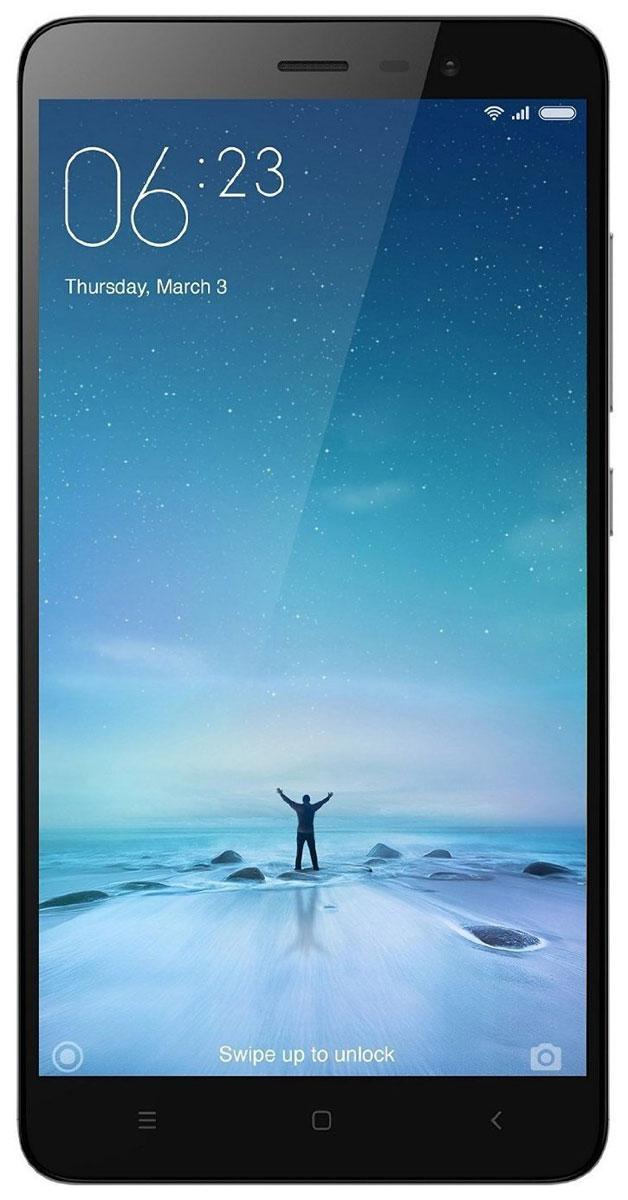 Xiaomi Redmi Note 3 Pro (16GB), Grey - Смартфоны