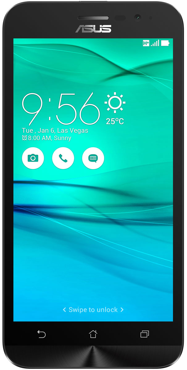ASUS ZenFone Go ZB500KG, White (90AX00B2-M00140)