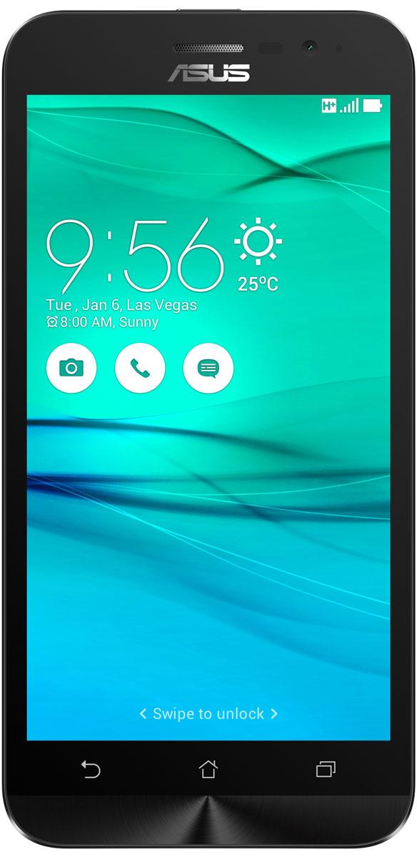 ASUS ZenFone Go ZB500KG, Black (90AX00B1-M00130) - Смартфоны