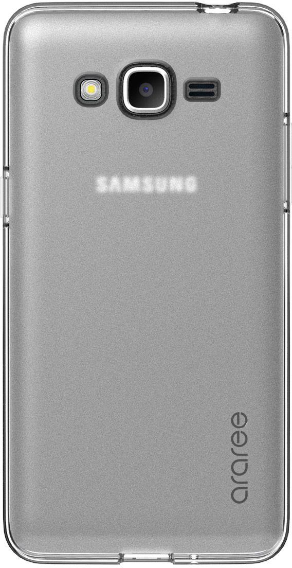 Araree Nu Kin Flex чехол для Samsung Galaxy J2 Prime, ClearAR20-00203AЧехол Araree Nu Kin Flex для Samsung Galaxy J2 Prime бережно и надежно защитит ваш смартфон от пыли, грязи, царапин и других повреждений. Выполнен из высококачественных материалов, плотно прилегает и не скользит в руках. Чехол оставляет свободным доступ ко всем разъемам и кнопкам устройства.