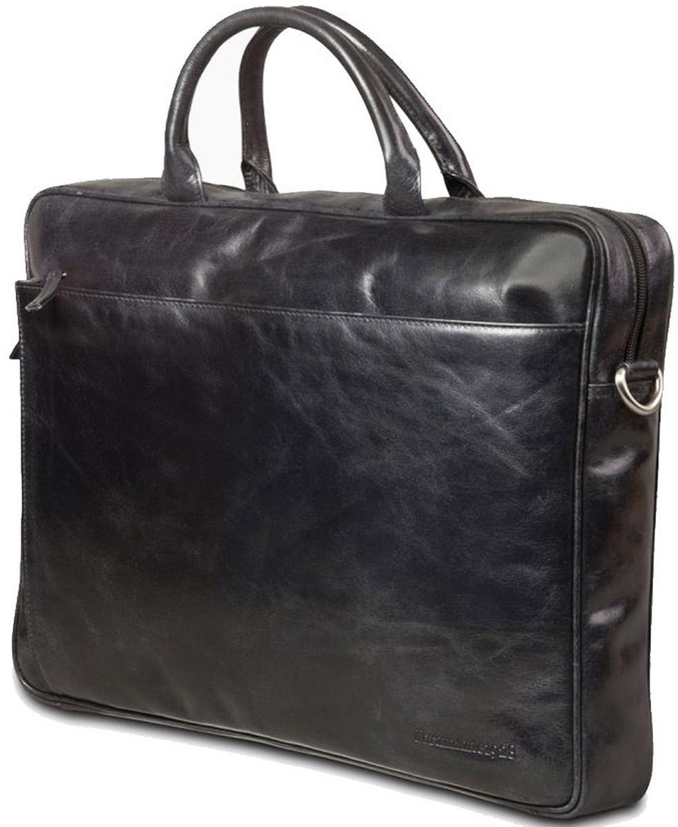 "Dbramante1928 Amalienborg Briefcase, Black сумка для ноутбука 16"" (BG16GTBL0521)"