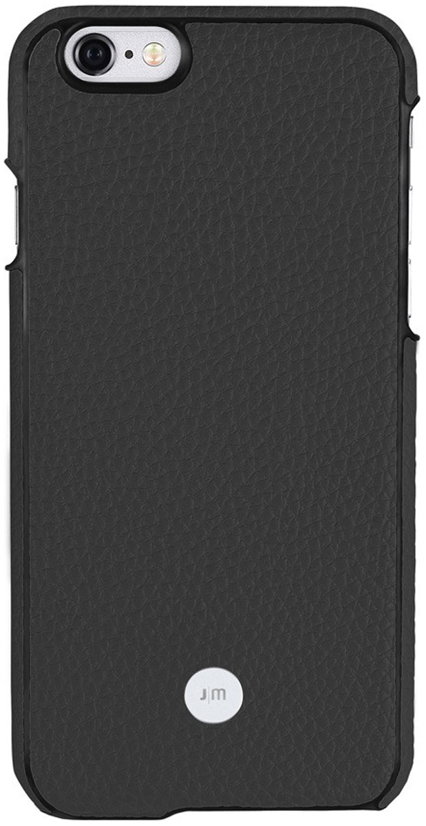 Just Mobile Quattro Back Case чехол для Apple iPhone 6 Plus/6s Plus, Black