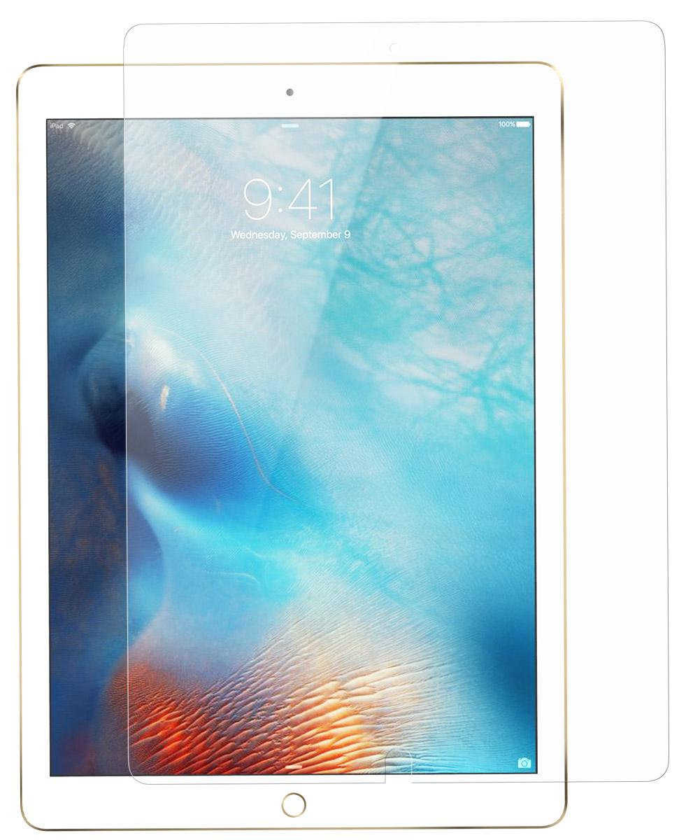 LAB.C Retina Film защитная пленка для Apple iPad Pro 9.7LABC-350_NЗащитная пленка LAB.C Retina Film для Apple iPad Pro 9.7 изготовлена из высококачественного материала. Защищает экран от царапин и влаги, не деформируется со временем и не искажает изображение.В комплект входит все необходимое для установки пленки.