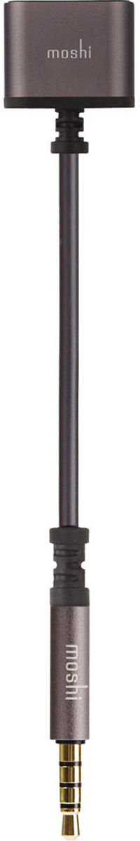 Moshi 3.5 mm Audio Jack Splitter, Black разветвитель