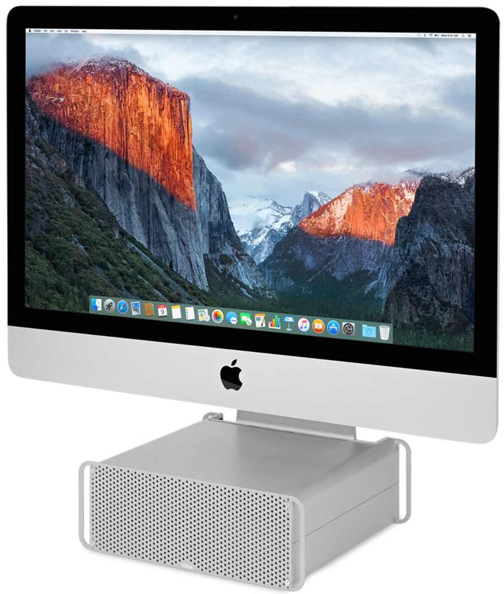 Twelve South HiRise Adjustable Stand подставка для Apple Imac и Apple Display12-1223/B