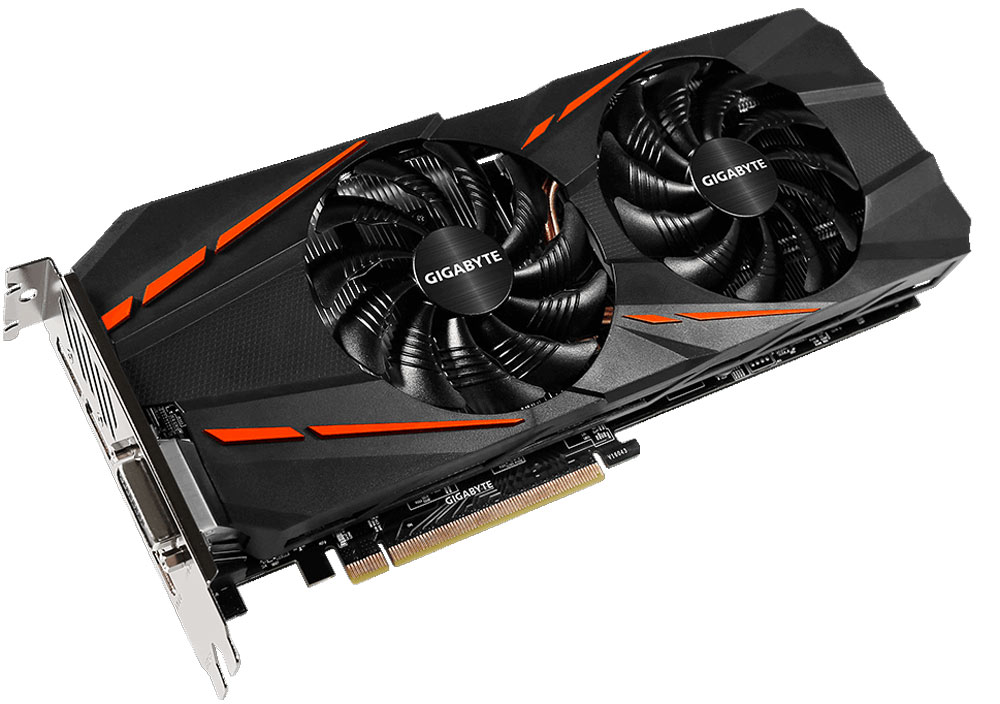 Gigabyte GeForce GTX 1060 G1 Gaming 3GB видеокарта