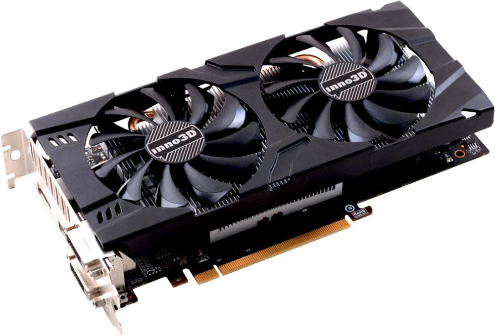 Inno3D GeForce GTX 1060 Twin X2 3GB видеокартаN106F-2SDN-L5GSВидеокарта Inno3D GeForce GTX 1060 Twin X2 оснащена инновационными игровыми технологиями, что делает ее идеальном выбором для самых современных игр в высоком разрешении. Создана на основе архитектуры NVIDIA Pascal, самой технически продвинутой архитектуры GPU из когда-либо созданных. Она обеспечивает высочайшую производительность, которая открывает дорогу к VR-играм и другим возможностям.Видеокарта GTX 1060 на основе графического ядра Pascal демонстрирует высочайшую производительность и энергоэффективность, а такие особенности как ультра-быстрые транзисторы FinFET и поддержка DirectX 12, способствуют плавному геймплею и высокой скорости в играх.Откройте для себя новое поколение виртуальной реальности, минимальные задержки и plug-and-play совместимость с самыми популярными гарнитурами. Все это становится возможным благодаря технологиям NVIDIA VRWorks. Виртуальный звук, физика и ощущения позволят вам слышать и чувствовать каждый момент.Видеокарта Inno3D GeForce GTX 1060 оснащена отличной системой охлаждения HerculeZ Twin X2, которая не позволяет GPU перегреваться даже в самых напряженных игровых условиях.