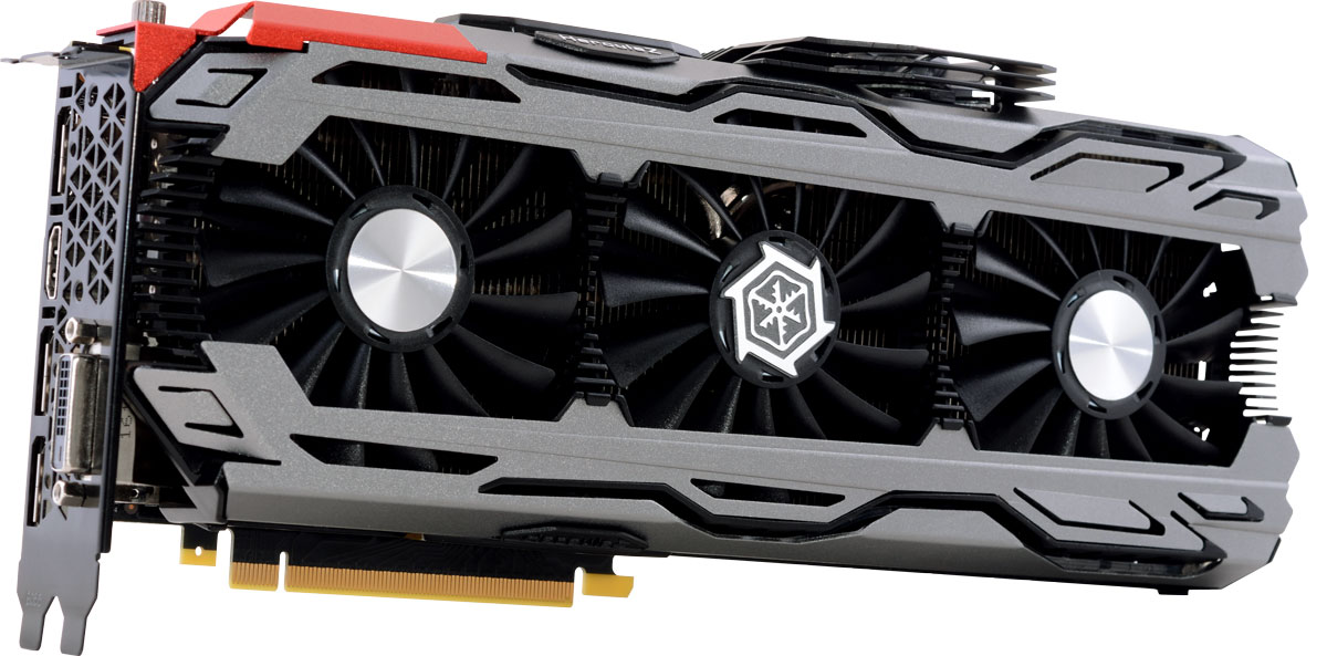 Inno3D GeForce GTX 1080 iChill X4 8GB видеокарта