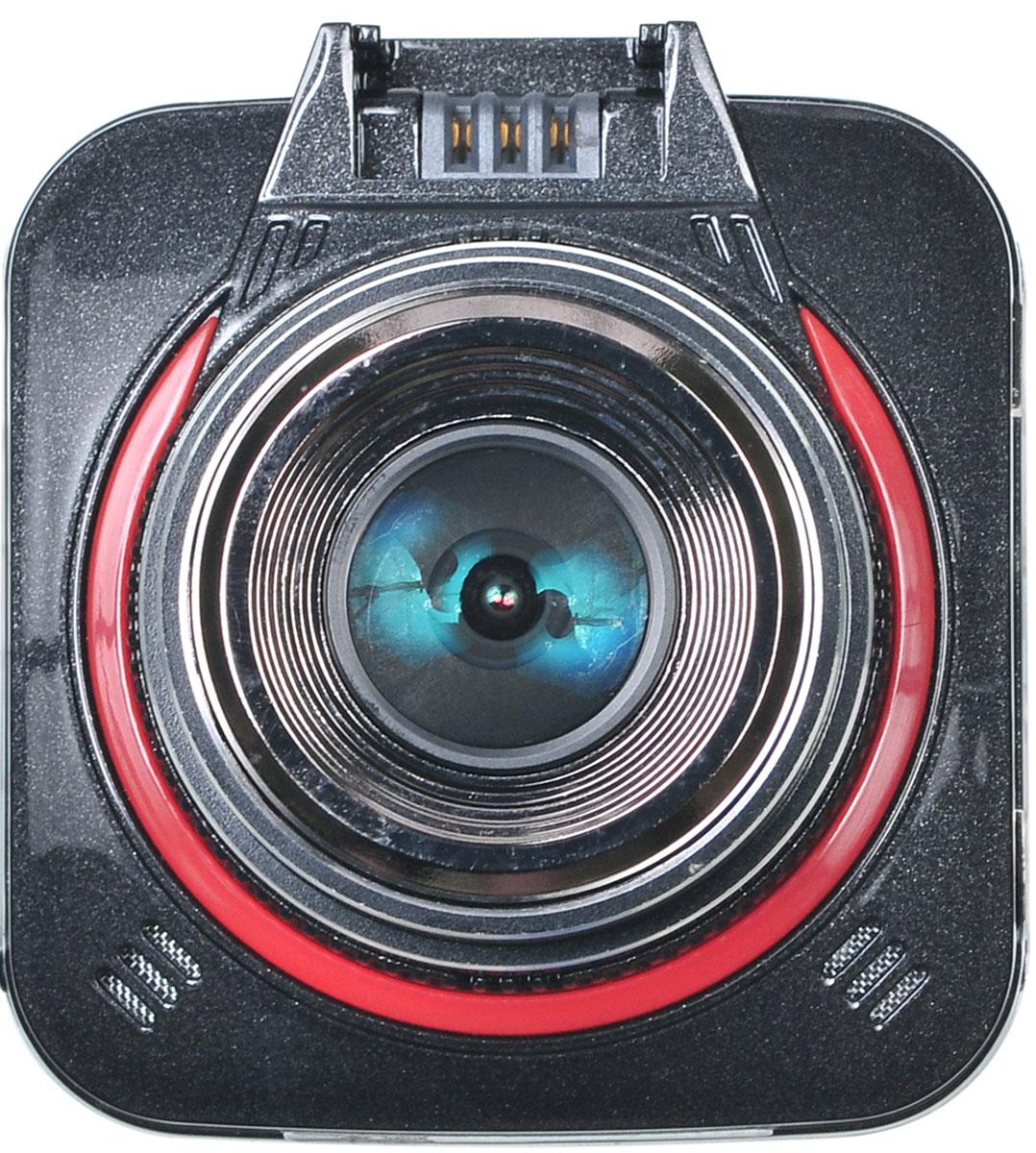 Digma FreeDrive 400, Black видеорегистраторFREEDRIVE 400Видеорегистратор Digma FreeDrive 400 отличается удобной конструкцией: все кнопки управления вынесены на боковую панель, а на тыльной стороне расположен цветной ЖК-дисплей диагональю 2 дюйма.Данная модель оснащена широкоугольным объективом (с углом обзора 140°), динамиком и микрофоном, что гарантирует запись полной картины в любой дорожной ситуации.Регистратор Digma FreeDrive 400 записывает видео в Full HD-качестве (1080p) и оборудован датчиком движения. Поддержка карт памяти формата microSD объемом до 128 ГБ обеспечивает бесперебойную съемку и дальнейшее хранение файлов. Видеорегистратор питается от автомобильного прикуривателя или встроенного резервного аккумулятора емкостью 300 мАч.Процессор: Ambarella A7LA50Матрица: OV4689Защита от перезаписи