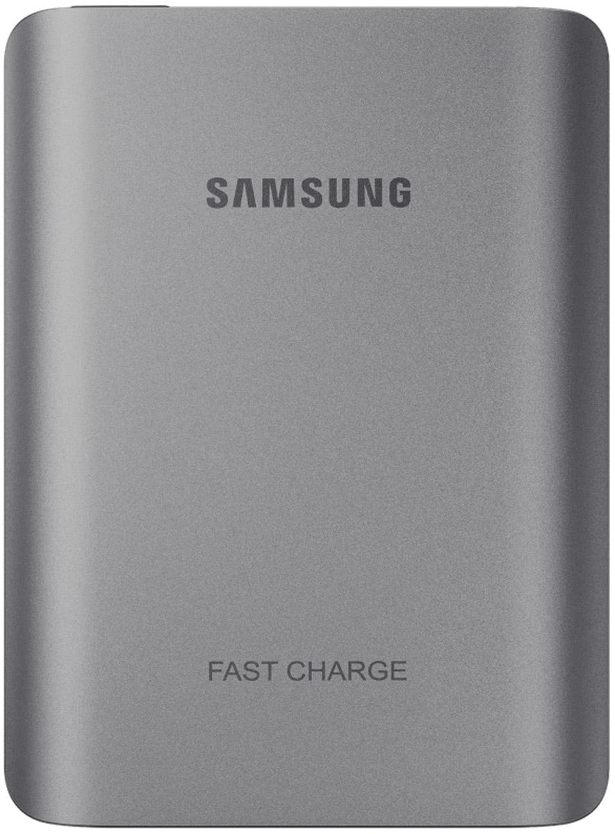 Samsung EB-PN930, Silver внешний аккумуляторEB-PN930CSRGRUВнешний аккумулятор Samsung EB-PN930 использует технологию полноценной быстрой зарядки, что означает, что он не только быстро заряжает совместимое мобильное устройство, но и сам заряжается очень быстро.Универсальный внешний аккумулятор совместим со смартфонами Samsung с поддержкой функции быстрой зарядки Adaptive Fast Charge, а также многими другими мобильными устройствами.От многих других этот внешний аккумулятор отличает стильный металлический корпус с закруглёнными краями, схожий с дизайном флагманских устройств Samsung.