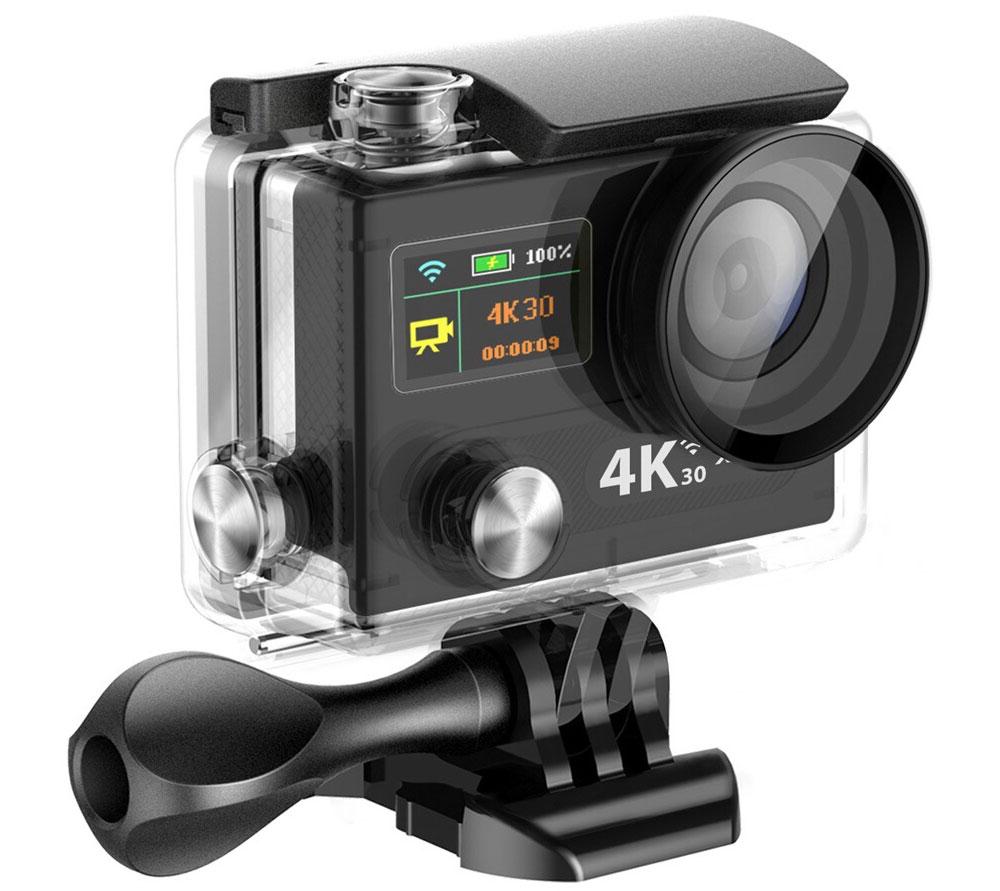 X-Try XTC250 PRO навесная экшн камера экшн камера x try xtc250 pro черный xtc250