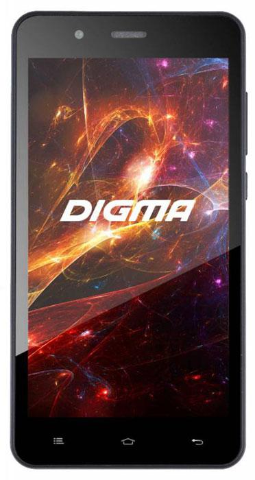 Digma Vox S504 3G, Black digma vox s502 3g