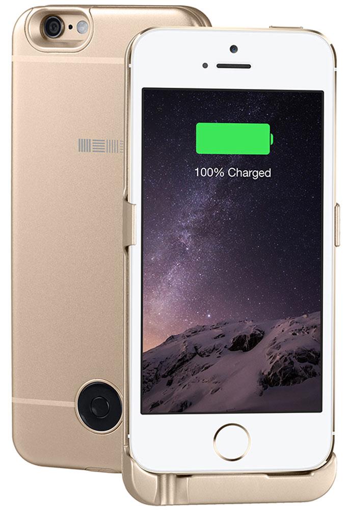 Interstep чехол-аккумулятор для Apple iPhone 5/5s/SE, Gold (2200 мАч)45545Чехол-аккумулятор Interstep - стильный и надежный аксессуар для Apple iPhone 5/5s/SE толщиной всего в 5 мм. Компактные размеры, элегантный дизайн и прочный материал корпуса позволят Interstep не только надежно защитить смартфон от ударов, грязи и царапин, но придадут телефону стильный внешний вид. Встроенный аккумулятор емкостью в 2200 мАч обеспечит смартфон своевременной подзарядкой в самые нужные моменты его использования. Заряжать телефон можно, не извлекая его из чехла, просто подключив адаптер смартфона к чехлу-аккумулятору.
