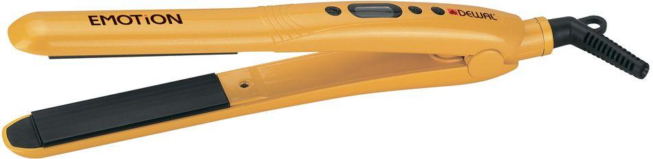 Dewal 03-401 Emotion, Yellow выпрямитель для волос - Выпрямители и щипцы для волос